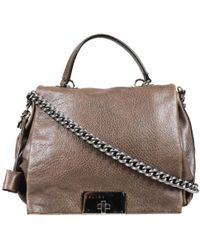 Céline - Pre-owned Leather Handbag - Lyst