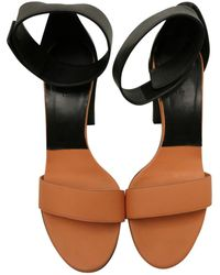 Chloé - Leather Sandals - Lyst
