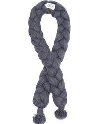 Maison Margiela - Wool Scarf - Lyst