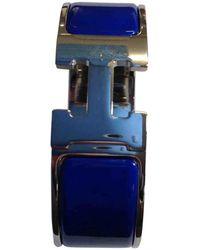 Hermès - Clic H Bracelet - Lyst