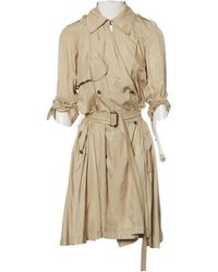 Lanvin - Trench Coat - Lyst