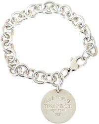 Tiffany & Co. - Return To Tiffany Silver Silver - Lyst