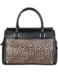 Roberto Cavalli - Black Synthetic Handbag - Lyst