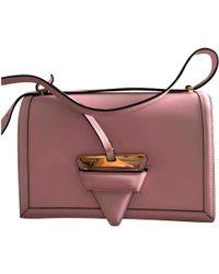 Loewe | Barcelona Leather Crossbody Bag | Lyst