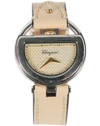 Ferragamo - Pre-owned Watch - Lyst