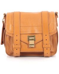 Proenza Schouler - Orange Leather Handbag - Lyst
