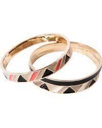 Sonia Rykiel - Multicolour Metal Bracelet - Lyst
