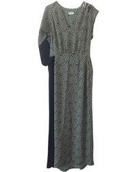 Dries Van Noten - Silk Dress - Lyst