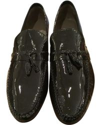 Etro - Pre-owned Patent Leather - Lyst