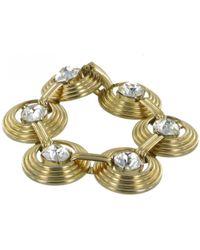 Dior - Pre-owned Gourmette Bracelet - Lyst