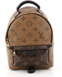 Louis Vuitton - Palm Springs Cloth Backpack - Lyst