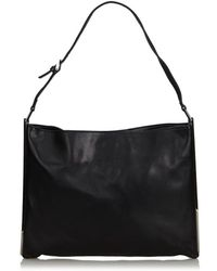 e9a39c5f7a Lyst - Fendi  monster  Leather Tote in Black