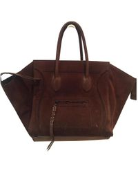 Pre-owned - Luggage Phantom python bag Celine H6dxpLL8b