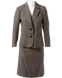 Céline - Wool Blazer - Lyst