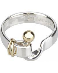Tiffany & Co. - Silver Silver Ring - Lyst