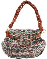 Missoni - Cloth Handbag - Lyst