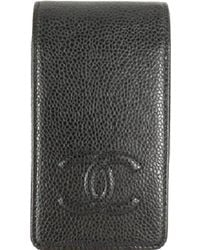 Chanel - Pre-owned Iphone Case - Lyst