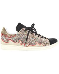 Étoile Isabel Marant - Pre-owned Glitter Trainers - Lyst