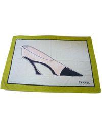 5de674b0514e9 Chanel - Pre-owned Multicolour Cotton Swimwear - Lyst