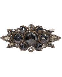 Jean Paul Gaultier - Metallic Metal Bracelets - Lyst