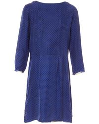 Marni - Pre-owned Silk Mid-length Dress - Lyst