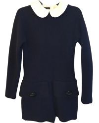 Louis Vuitton - Pre-owned Wool Jumpsuit - Lyst