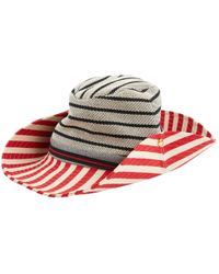 Sonia Rykiel - Multicolour Cotton Hats - Lyst
