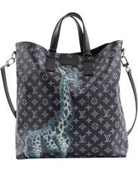 Louis Vuitton - Sac en toile - Lyst