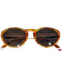 e0873fefd34f2a Cartier Sunglasses in Purple - Lyst
