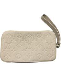 Louis Vuitton - Volga Leather Bag - Lyst