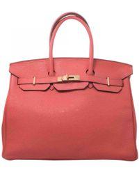 Hermès - Birkin 35 Other Leather Handbag - Lyst