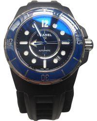 Chanel - Ceramic Watch - Lyst