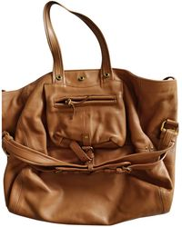 Jérôme Dreyfuss - Pre-owned Billy Leather Tote - Lyst