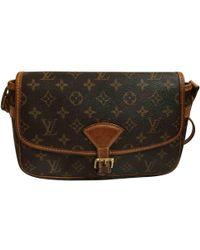Louis Vuitton - Sologne Cloth Handbag - Lyst