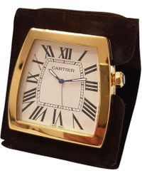 Cartier - Clock - Lyst