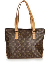 Louis Vuitton - Piano Brown Cloth - Lyst