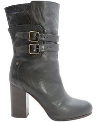 Vanessa Bruno - Leather Riding Boots - Lyst