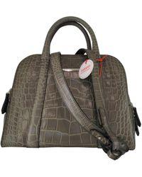 Lancel - Pre-owned Adjani Other Leather Handbags - Lyst
