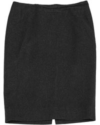 Ralph Lauren Collection - Pre-owned Cashmere Skirt - Lyst