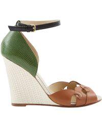 Etro - Sandales en cuir - Lyst