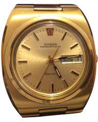 Omega - Vintage Watch - Lyst