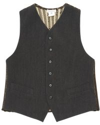 Dries Van Noten - Brown Wool Knitwear & Sweatshirts - Lyst