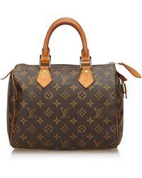 Louis Vuitton - Speedy Handbag - Lyst