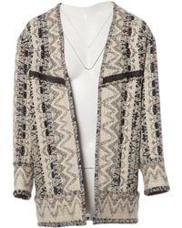 IRO - Wool Coat - Lyst