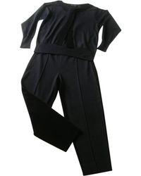 Sonia Rykiel - Multicolour Wool Jumpsuits - Lyst