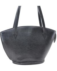 Louis Vuitton - Pre-owned St Jacques Leather Handbag - Lyst
