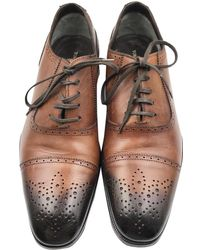 Tom Ford - Leather Lace Ups - Lyst