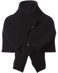 Givenchy Jersey en lana negro