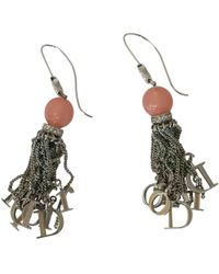 Dior - Pre-owned Signatures Earrings - Lyst