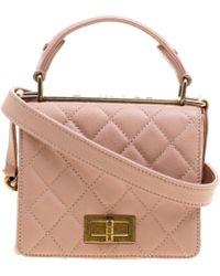 7d1e9da467ee Gucci Coco Capitán Print Leather Belt Bag In White in White - Lyst